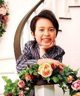 子供写真館、スタジオアリスの誕生日記念写真6