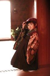 子供写真館、藤代工房の入学入園記念写真3