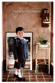 子供写真館、藤代工房の入学入園記念写真5