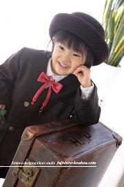 子供写真館、藤代工房の入学入園記念写真6