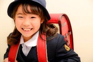 子供写真館、ラブストフォトスタジオの入園入学記念写真5