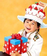子供写真館、スタジオアリスの誕生日記念写真4