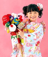 子供写真館、スタジオアリスの誕生日記念写真7