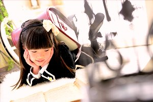 子供写真館、フォトスタジオ・フルリの入学入園記念写真3