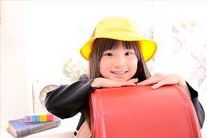子供写真館、フォトスタジオ・フルリの入学入園記念写真7