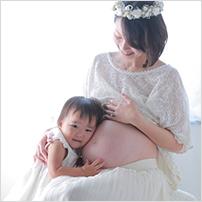 STUDIO Princess(スタジオプリンセス)竹ノ塚店のマタニティ写真