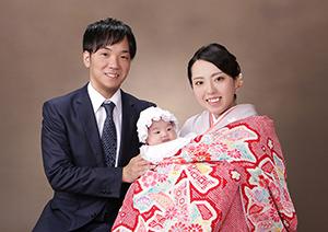 薬師スタジオアメリア町田根岸店の宮参り写真