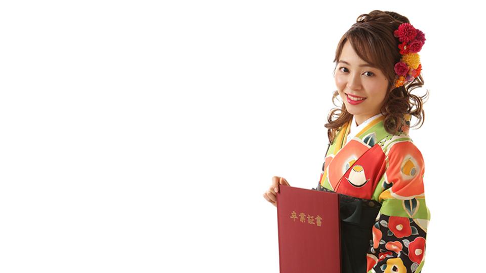 薬師スタジオアメリア町田根岸店の入学式・卒業式写真