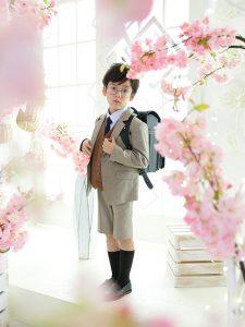 STUDIO CARATT(スタジオキャラット)マチノマ大森店の入学式写真
