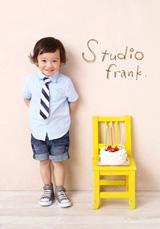 スタジオフランクの誕生日写真