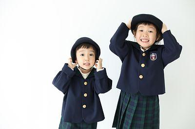 photo studio コトノハの入学式写真