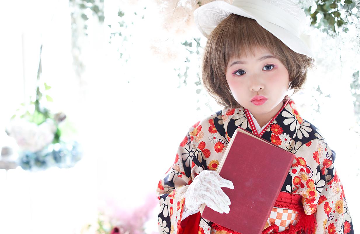 PHOTO STUDIO CAFUNÉ(フォトスタジオカフネ)SUNAMO店のキッズフォト写真