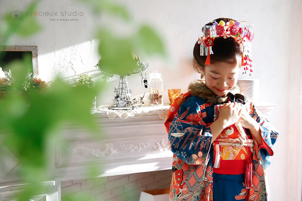precieux studio(プレシュスタジオ)豊洲店の七五三写真
