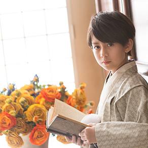 らかんスタジオ町田店の七五三写真
