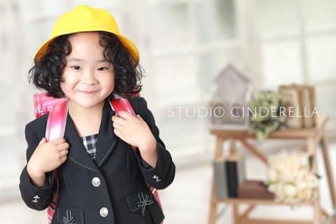 写真スタジオシンデレラのキッズフォト写真