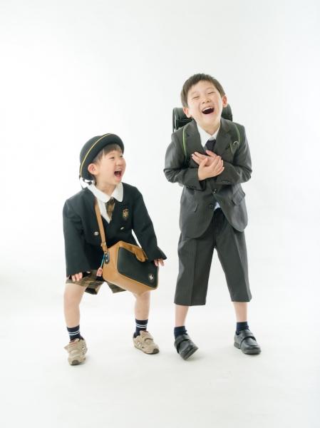フォトスタジオ SORAの入学式写真