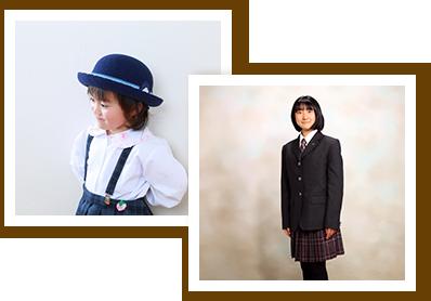 Kフォトの入学式写真