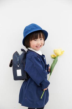 たまひよの写真スタジオ仙川店の入園・入学式写真