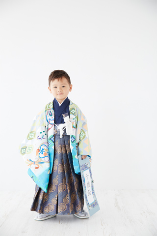 たまひよの写真スタジオ町田店の七五三写真