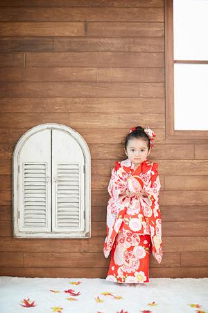 たまひよの写真スタジオ豊洲店の七五三写真