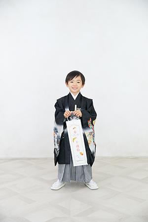 たまひよの写真スタジオ池袋店の七五三写真