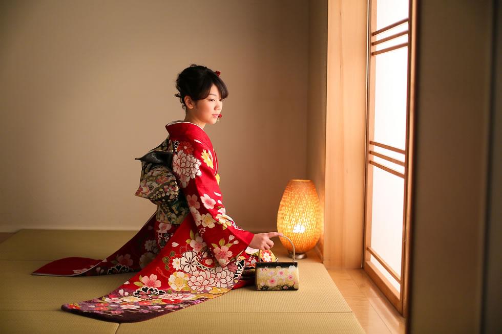U・SU・DA(ウスダフォトスタジオ)の成人式写真