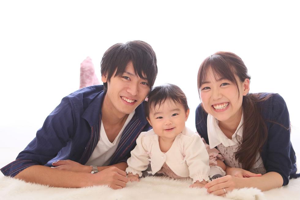 U・SU・DA(ウスダフォトスタジオ)の家族写真写真